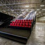 Studio 100 musical heeft wereldprimeur met rijdende tribunes