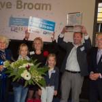 Erve Broam wint VVV Rob de Bes Award 2012