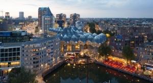 De Oude Haven van Rotterdam (foto: Ossip van Duivenvbode)