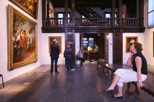 Rubenshuis, Antwerpen (foto: VisitFlanders / Tomas Kubes)