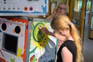 (Educatieve) spelletjes in bezoekerscentrum Sallandse Heuvelrug