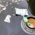 Seabin, de drijvende prullenbak, nu ook in Nederland