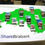 Leisure Boulevard roept op #ShareBrabant te gebruiken