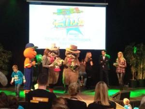 Slagharen, winnaar van de pretpark vakanties award