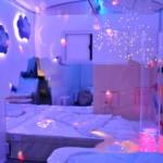 Noviteit: Mobiele snoezelruimte voor vakanties met zorg