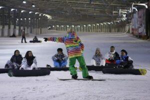 vooruitstrevend all-season bedrijf Snowworld in Landgraaf