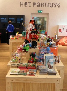 souvenirwinkel scheepvaartmuseum