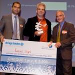 Interactieve speeltegel wint Nationale Sport Innovatie Prijs