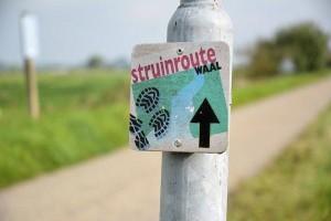 struinroute waal