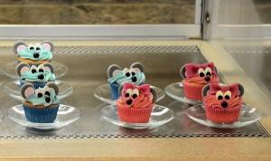 taartjes in attractiepark Julianatoren