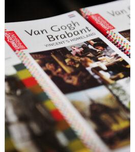 van gogh brochures