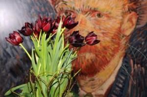 De Keukenhof speelt in op het Van Goghjaar