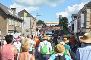 De Vierdaagse zet Groesbeek ook een hele dag op z'n kop