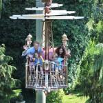 Nieuwe attractie Europapark door Nederlands bedrijf gebouwd