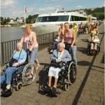 Recordaantal zieke en gehandicapte mensen op vakantie met De Zonnebloem